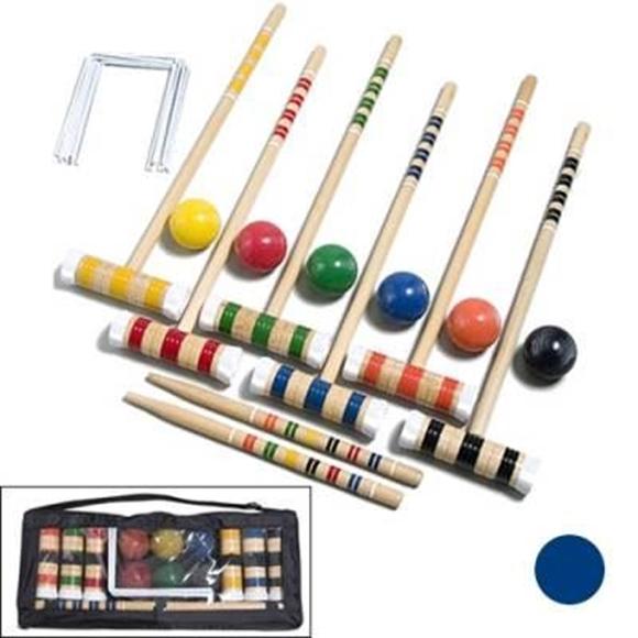 Picture of Deluxe Croquet Set