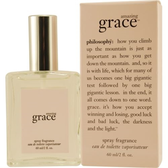 Picture of PHILOSOPHY AMAZING GRACE by Philosophy EDT SPRAY 2 OZ