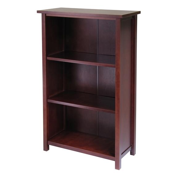 Picture of Milan Storage Shelf or Bookcase 4-Tier- Medium