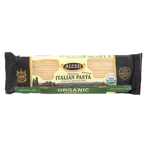 Picture of Alessi - Organic Spaghetti - Bronze Dies - Case of 12 - 16 oz.